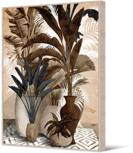 Load image into Gallery viewer, Premium - Palm Pot Garden - 62x92