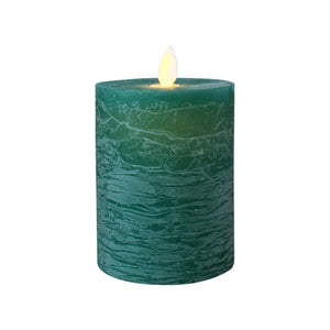 Emerald Flameless Candle - Small