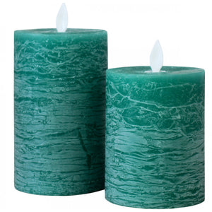 Emerald Flameless Candle - Small - Vida Style