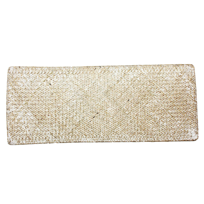 Natural Washed Weave Table Runner - Vida Style