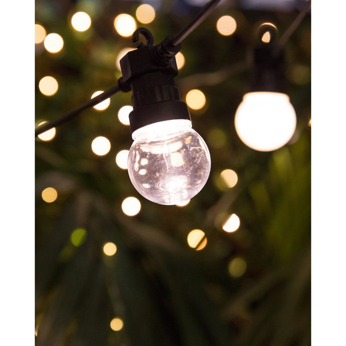 Clear Festoon Lights - 10m - Vida Style