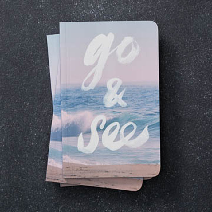 'Go & See' Journal - Vida Style