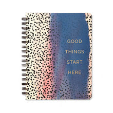 Load image into Gallery viewer, 'Good Things Start Here' Notebook - Vida Style