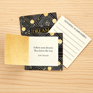 'Dream' ThoughtFulls Pop-Up Cards - Vida Style