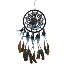 Load image into Gallery viewer, Midnight Black Dreamcatcher