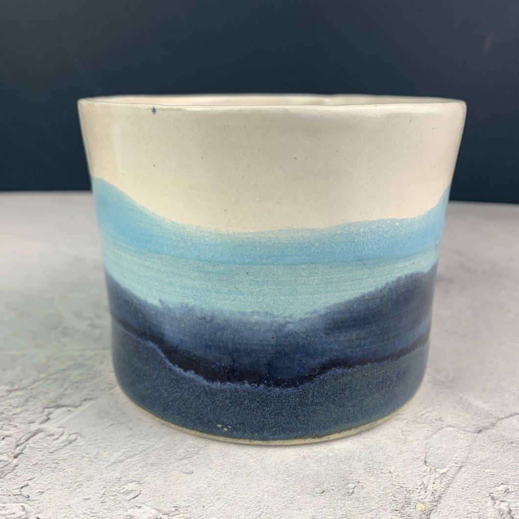 Scottish Landscape Pot