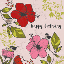 Load image into Gallery viewer, HAPPY BIRTHDAY - Floral