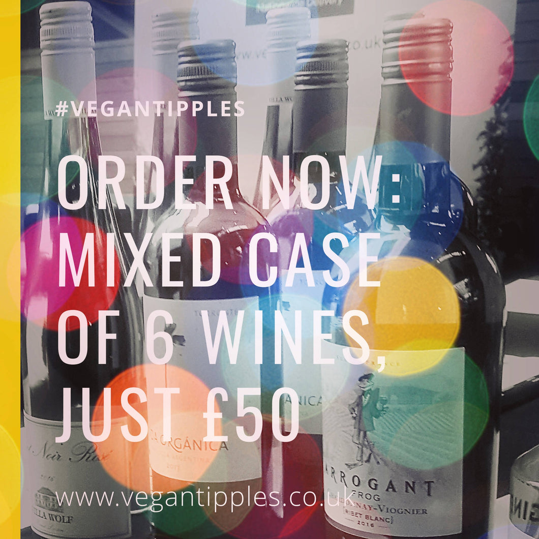 Mixed Case - Red £50 for 6 Wines