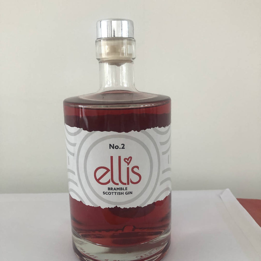 Ellis No.2 Scottish Bramble