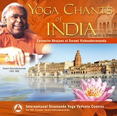 Yoga Chants of India – chants de bhajans - CD