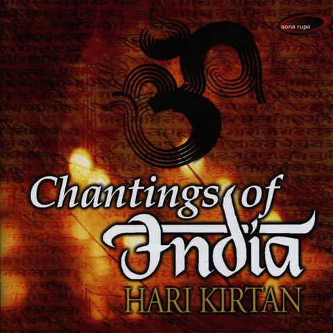 Chantings of India (Hari kirtan)- CD