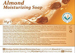 Himalaya Moisturizing Almond Soap, 75g