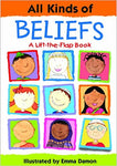 All kinds of beliefs, a Lift-the-Flap book