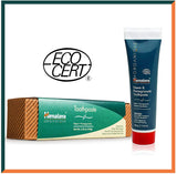 Himalaya Neem and Pomegranate Toothpaste - No Fluoride, 5.29 oz (150 g)