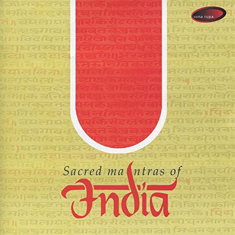 Sacred mantras of India - CD