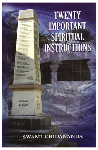 Twenty Important Spiritual Instructions
