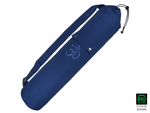 Yoga mat bag with OM (Blue)
