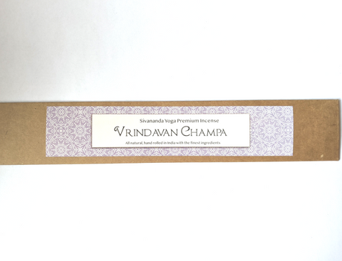 Vrindavan Champa Premium Incense Sticks