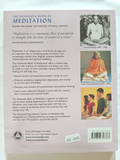 The Sivananda Book of Meditation