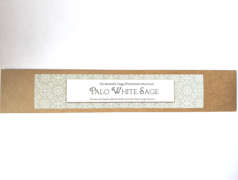 Palo White Sage Premium Incense Sticks