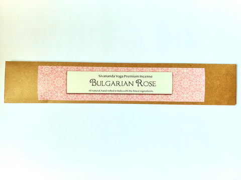 Bulgarian Rose Premium Incense Sticks