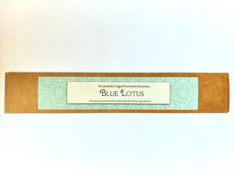 Blue Lotus Premium Incense Sticks