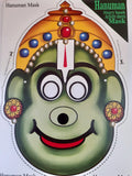 Hanuman Children Story Book, puzzle and colouring activity sheet
