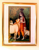 Goddess of Material Nature (Durga) Poster (20L)