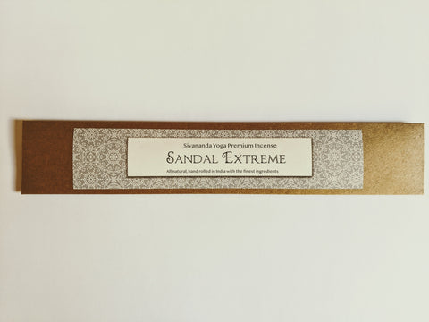 Sandal Extreme Premium Incense Sticks