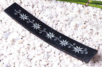 Soapstone Incense holder - Garland of Flowers