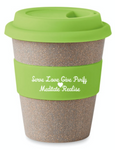 Serve Love Give Bamboo Keep Cup