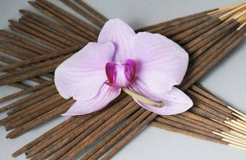 Classic Sandalwood Incense Sticks