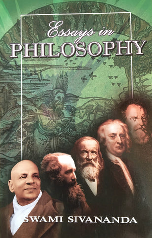 Essays on Philosophy