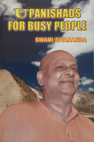 Upanishads for busy people