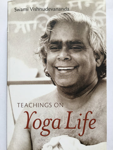 Teaching on Yoga Life