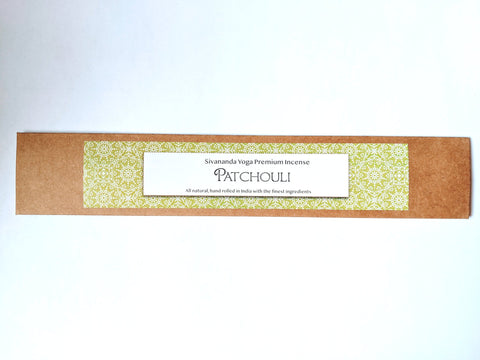 Patchouli Premium Incense Sticks
