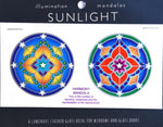 Sunlight Sticker - Harmony Mandala