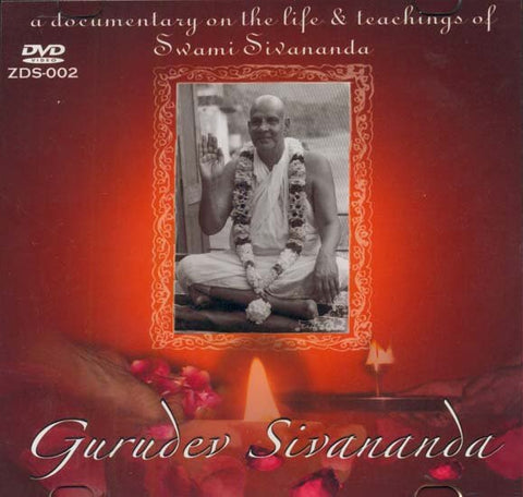 Gurudev Sivananda - a documentory on the life and teachings of Swami Sivananda - DVD