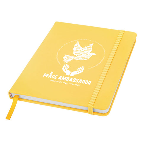 Notebook A5 Peace Ambassador
