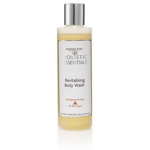 100% Natural Ayurvedic Revitalising Body Wash