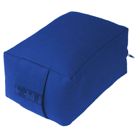 Travel Meditation Cushion 10 cm x 21cm x 15 cm (5 colours)