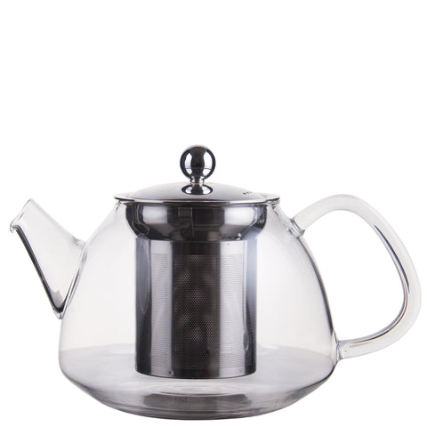 Glass Teapot with S.S. strainer 500ml