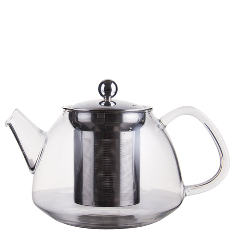 Glass Teapot with S.S. strainer 900ml