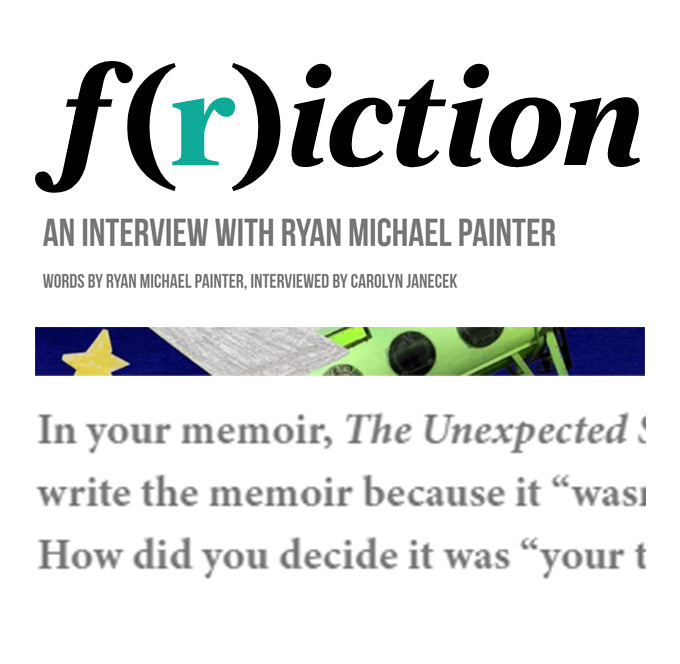 f(r)iction interview with Carolyn Janecek