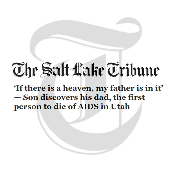 The Salt Lake Tribune feature by Peggy Fletcher Stack