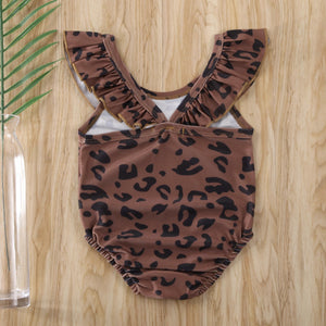 Morgan Leopard Swimsuit