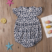 Load image into Gallery viewer, Elly floral romper