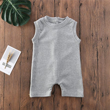 Load image into Gallery viewer, Colton sleeveless sunsuit