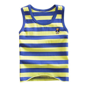 George striped tank