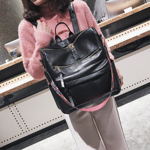 Kiki vintage backpack